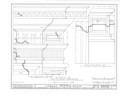 Edward Dexter House, 72 Waterman Street (moved from George Street), Providence, Providence County, RI HABS RI,4-PROV,23- (sheet 34 of 53).png