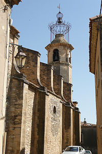 Eglise à Fournès.JPG