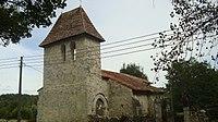 Eglise Saint-Etienne du Mail sur la commune de Pujols.JPG