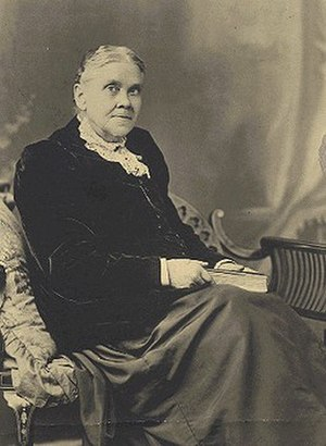 Christian vegetarianism - Ellen G. White, vegetarian and co-founder of the Seventh-day Adventist Church.