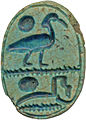 Egyptian - Scarab with the Name of King Siptah - Walters 4234 - Bottom.jpg