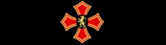 Muedzul Lail Tan Kiram - Image: Ehrenkreuz