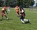 Eidsvoll 1814s vs Kristiansand Gladiators 6 juni 2009 3.jpg