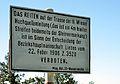 Einsteigturm 90, II HQL, Kasten bei Böheimkirchen - plaque.jpg