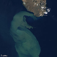 El Hierro Still Churning the Sea - NASA Earth Observatory.jpg
