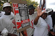 Zimbabwe-Government and politics-Election campaign March 2005