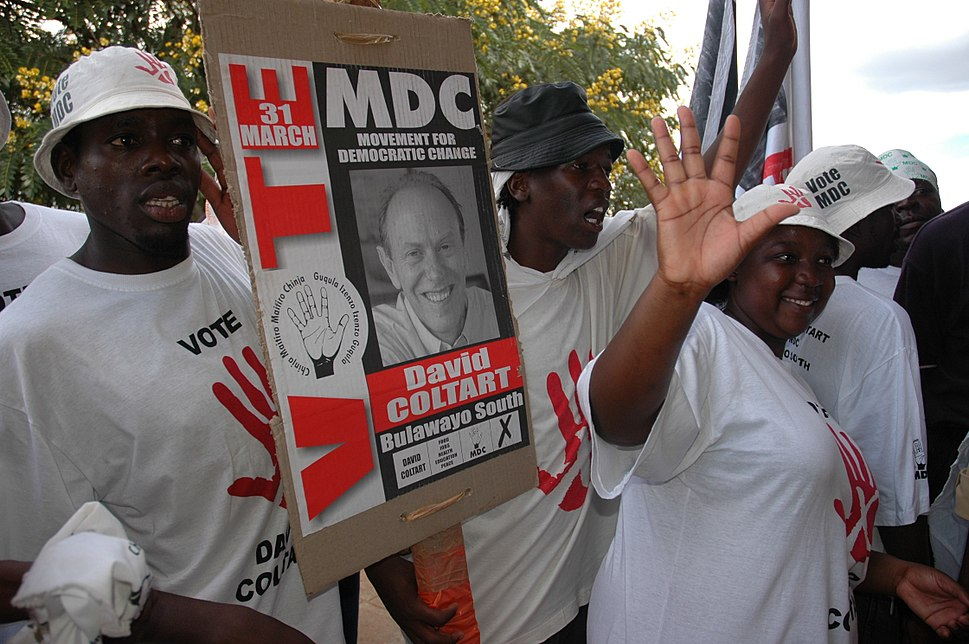 Election campaign March 2005