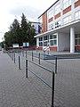 Elementary School No. 1., barriers, 2020 Százhalombatta.jpg