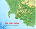 Elgin valley location map - Western Cape South Africa.png