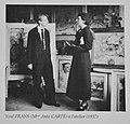 Eliane de Meuse et Madame Anto Carte, 1937.jpg