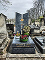 Elie Boccara's (1881-1945) Grave In Montparnasse Cemetery, Paris April 2014.jpg