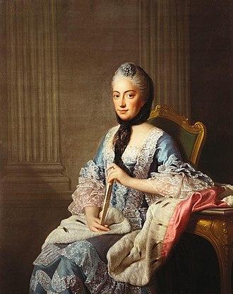 Princess Elisabeth Albertine of Saxe-Hildburghausen - Image: Elizabeth Albertine of Saxe Hildburghausen