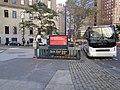 Elizabeth Berger Plaza 33 - BMT Rector Street.jpg