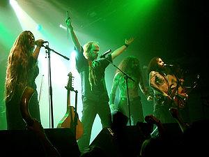 Eluveitie - Eluveitie at Cernunnos Fest