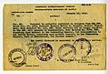 Embarkation Orders for Esther E. Leonard from General Harbord, January 15, 1919.jpg