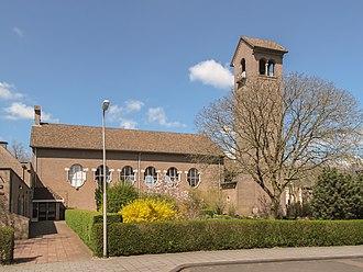 Emmeloord - Image: Emmeloord, gereformeerde kerk De Hoeksteen foto 1 2013 04 28 14.59
