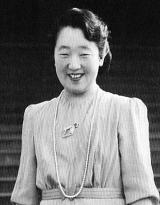 Empress Kōjun - The Empress in 1941