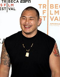 Enson Inoue at the 2008 Tribeca Film Festival.JPG
