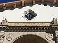 Entrance slogan Santa Barbara County Courthouse.jpg