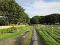 Entrance to Danebury Manor (geograph 5526635).jpg