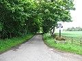 Entrance to Upper Nisbet Farm - geograph.org.uk - 1316408.jpg