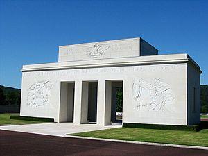 William Adams Delano - Epinal American Memorial