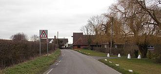 Epping Upland - Upland Road towards Takeleys