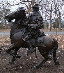 Equestrian statue - Wikipedia