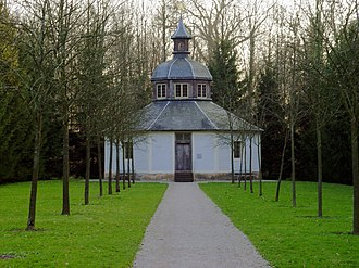 Schloss Favorite (Rastatt) - Image: Eremitage