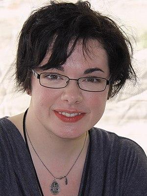 Erin Morgenstern - Morgenstern at the 2011 Texas Book Festival