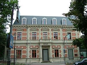 Erkner - Image: Erkner Rathaus