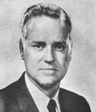 Fritz Hollings - Hollings in 1969