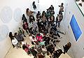 Escuelas de todo el pais visitan el Museo Malvinas (20322345875).jpg