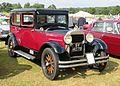 Essex Super Six sedan at Knebworth 2016.jpg
