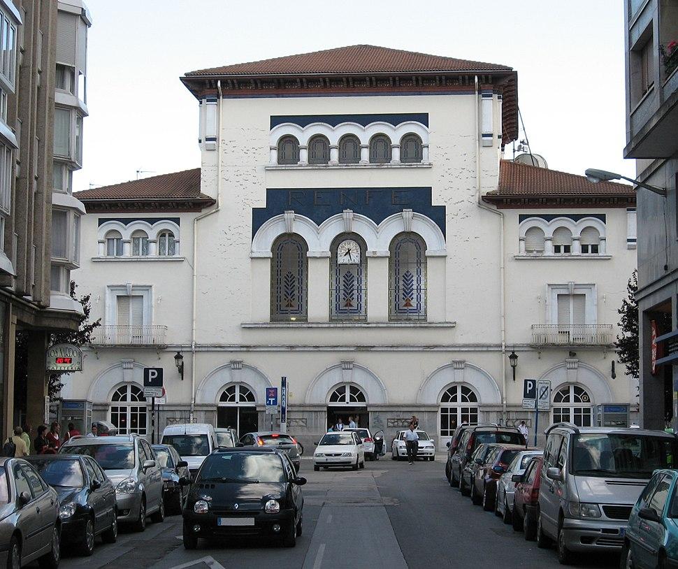 Estación de tren de Vitoria 3