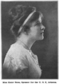 Ester Ross, sponsor for the USS Arizona in 1915.png
