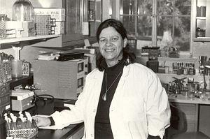 Esther Lederberg - Stanford University laboratory