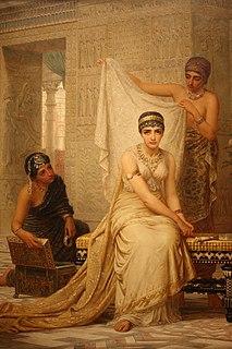 Biblical queen of Persia