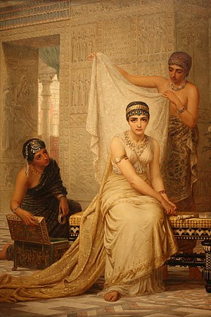 Edwin Long - Queen Esther (1878)