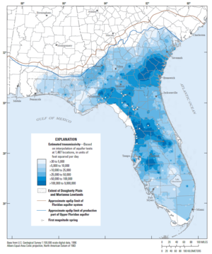 Floridan aquifer - Wikipedia