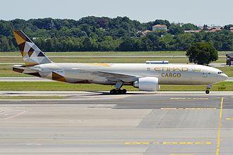 Etihad Airways - Etihad Cargo Boeing 777F