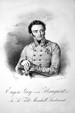 Eugen Wilhelm Haugwitz 1827 Litho.jpg