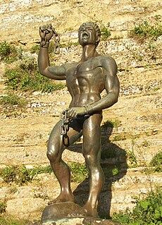 Eunus Ancient Roman slave