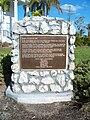 Everglades City FL old crths plaque01.jpg