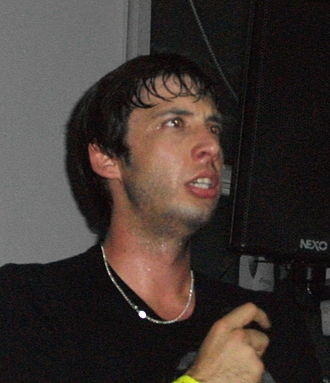 Example discography - Image: Example performing live in Bangkok