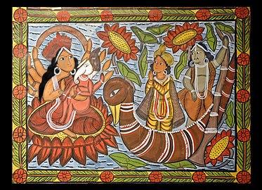 Pattachitra - Wikipedia