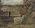 F.W.M. Deutmann - Landschap met geitje - B1943 - Cultural Heritage Agency of the Netherlands Art Collection.jpg