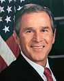 FEMA - 30483 - Official Portrait of President GW Bush.jpg