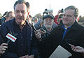 FEMA - 34129 - Adminstrator Paulison at Arkansas press conference.jpg