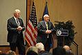 FEMA - 44819 - FEMA Administrator W. Craig Fugate with Deputy Administrator Richard Serino at FEMA town hall.jpg